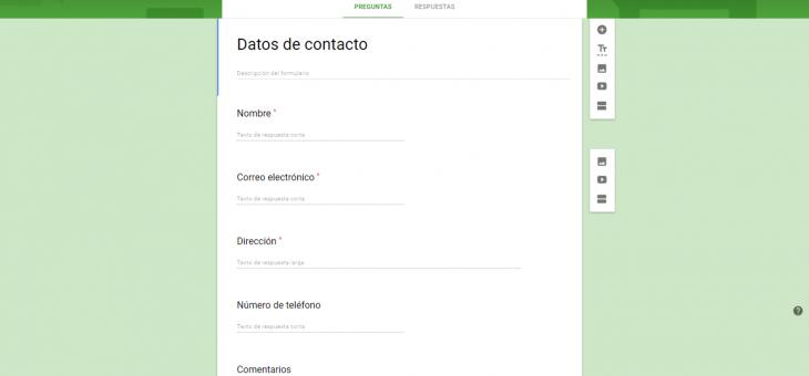 Cómo agregar un formulario en tu tienda Online Addonmall