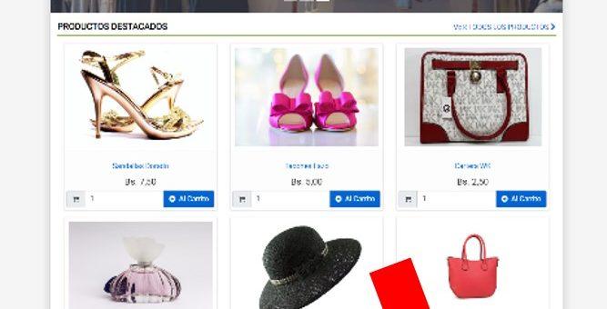 Cómo agregar una imagen como widget en mi tienda online Addonmall