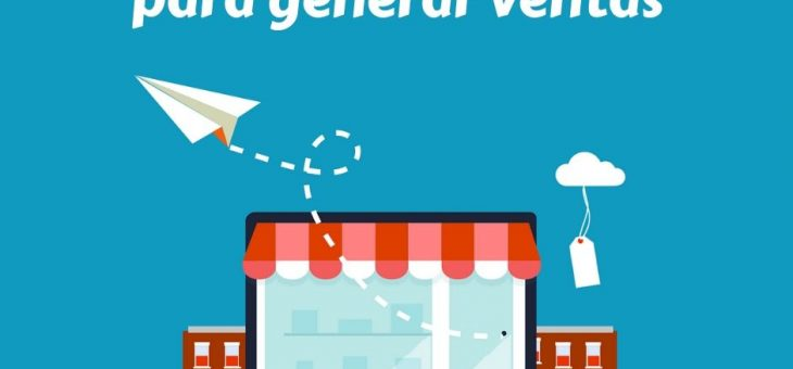 Importancia de un sitio web para generar ventas