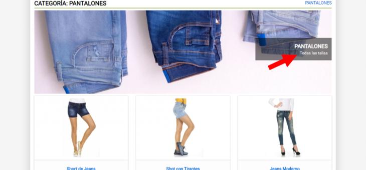 Cómo agregar una imagen a las categorías de mi tienda en línea Addonmall