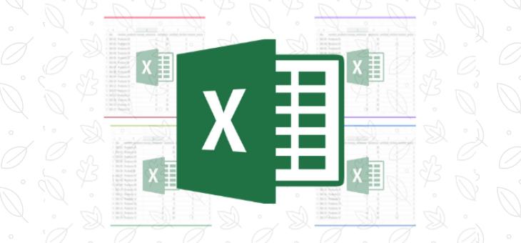 Importadores desde un archivo Excel